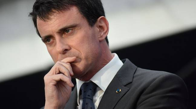 Photo d'illustration de Manuel Valls. – S.SALOM-GOMIS/SIPA