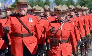 Illustration de la Gendarmerie royale du Canada (GRC).
