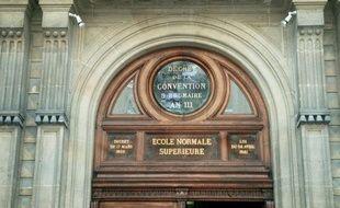 Illustration de l'Ecole normale supérieure de Paris