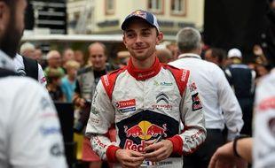 Le Nordiste Stéphane Lefebvre va courir le championnat du monde pour Citroën