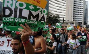 Les délégués de Rio+20 sont parvenus mardi à un accord à l'arraché sur un projet de déclaration finale quelques heures avant le début d'un sommet où une centaine de chefs d'Etat ou de gouvernement devaient s'engager en faveur de l'éradication de la pauvreté et de la préservation de la planète.