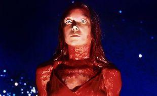 Extrait du film d'horreur Carrie au bal du diable.