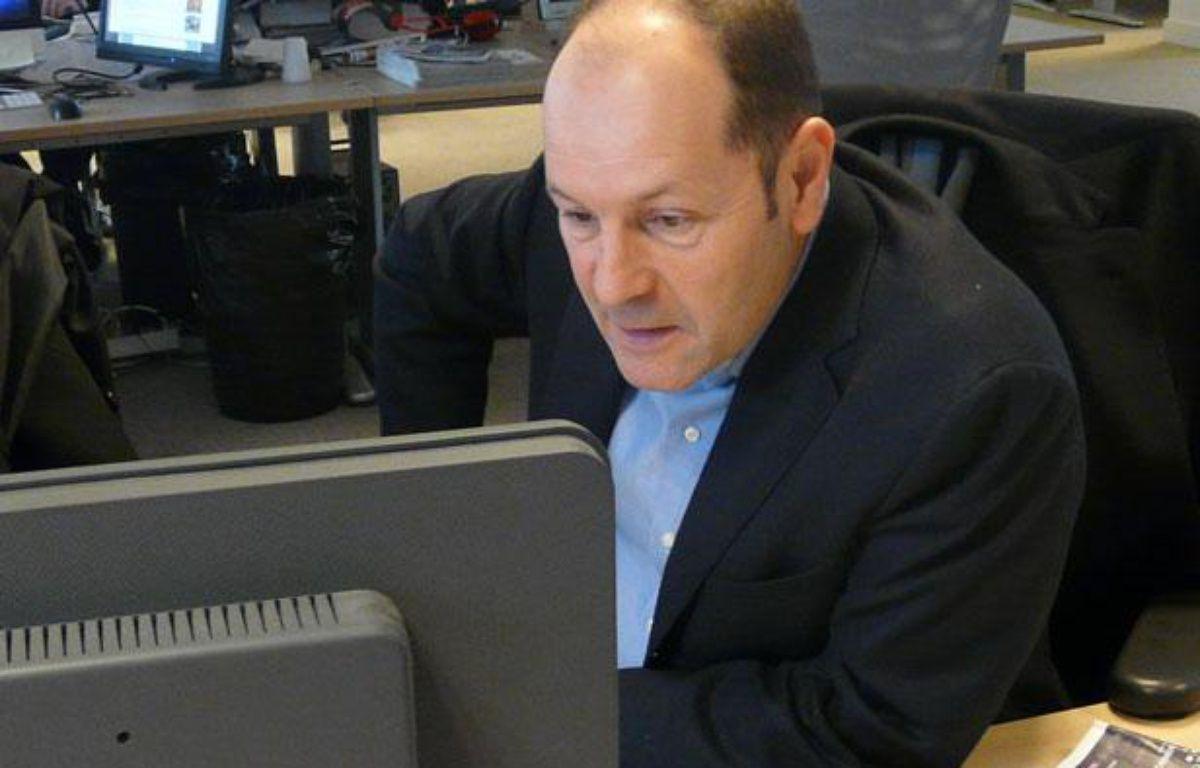 Pascal Perri, économiste, à 20 Minutes, en novembre 2011 – D.R.