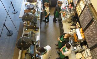 Le tout premier Starbucks de la Ville rose ouvre le mercredi 18 mai à 7 h.