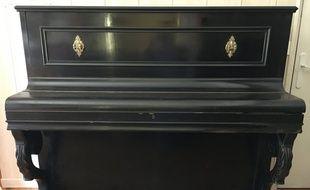 Le piano de Louis de Funès