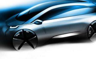 Le BMW MegaCity Vehicle devrait être lancée en 2013