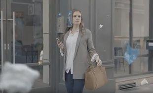 La nouvelle campagne de publicité en faveur du plan propréte de Toulouse Métropole.