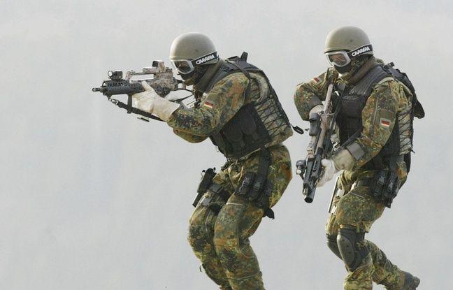 Berlin donne un coup de balai parmi les troupes d'élite de l'armée proches de l'extrême droite
