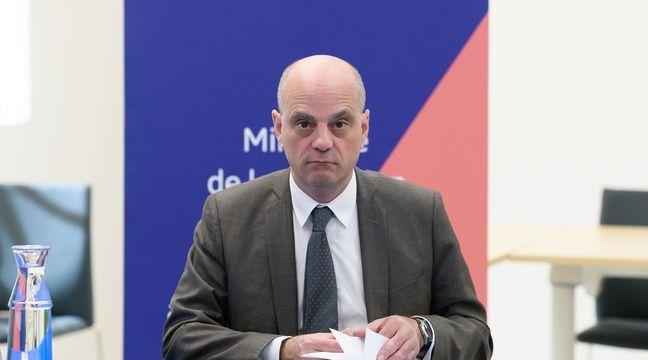 Jean-Michel Blanquer demande aux parents d'envoyer leurs enfants à l'école