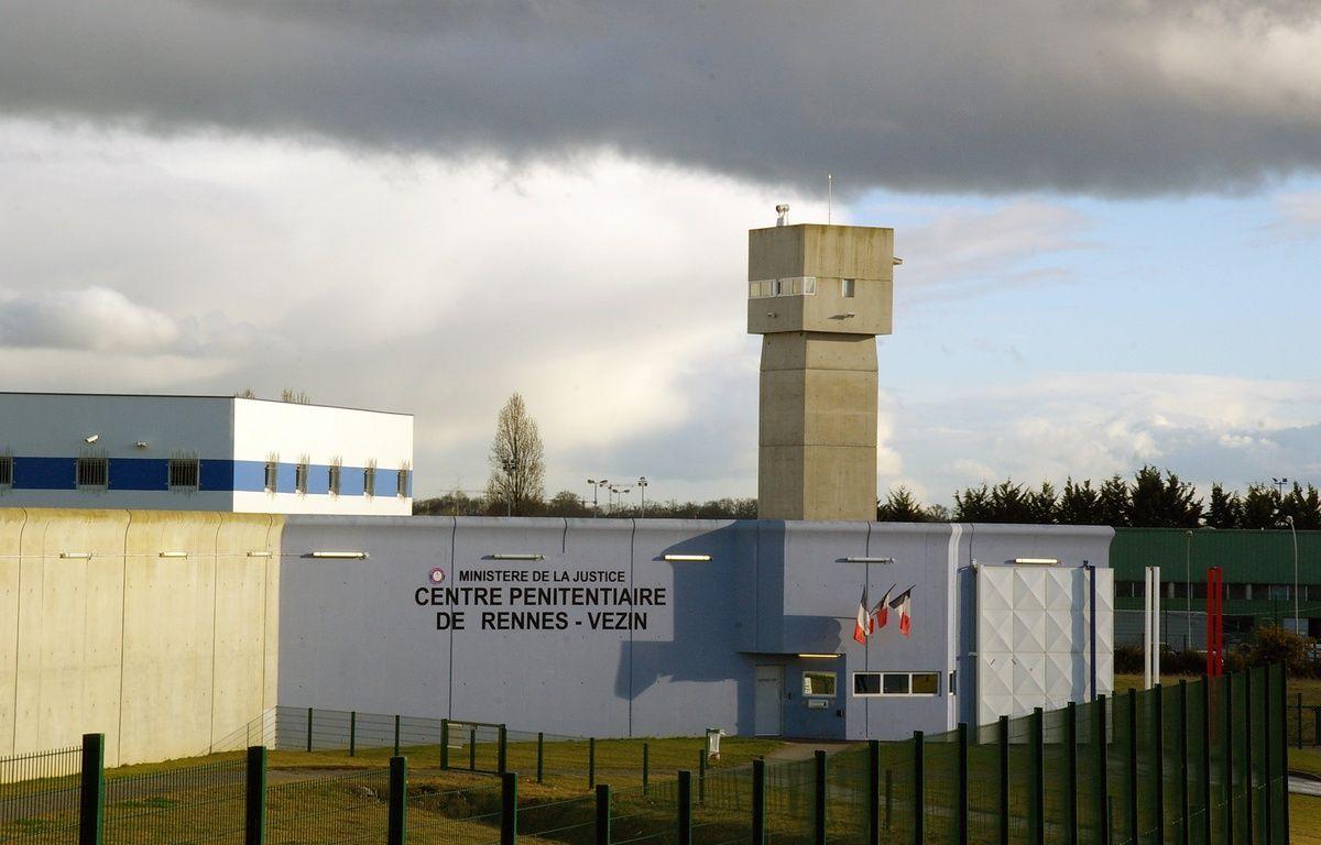 Le centre pénitentiaire des hommes à Vezin-le-Coquet, commune limitrophe de Rennes. – C. Allain / APEI / 20 Minutes