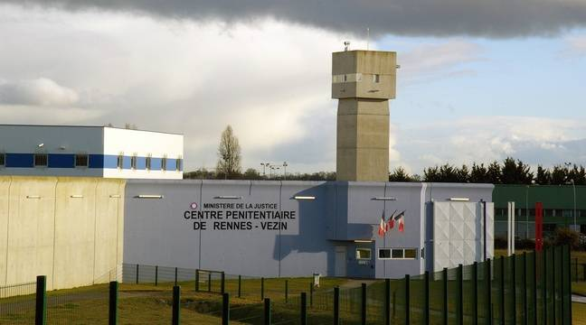 A la prison de Rennes, 200 détenus dorment sur des matelas à même le sol