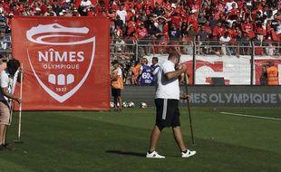 Supporters de Nîmes