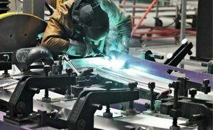 Depuis mi-2008, l'industrie et la construction sont lourdement frappées par la crise.