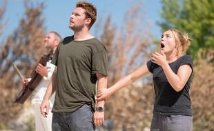 Jack Reymor et Florence Pugh dans «Midsommar» d'Ari Aster