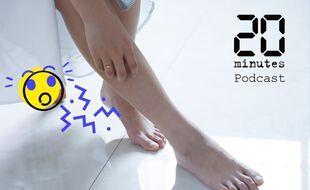 Illustration jambes d'une personne