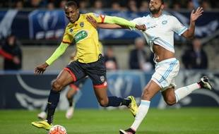 La demi-finale de Coupe de France, Sochaux-OM, le 20 avril 2016.