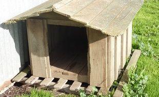 Une niche de chien (illustration).