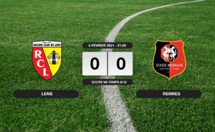 RC Lens - Stade Rennais: Le RC Lens et le Stade Rennais se quittent sur un nul (0-0)