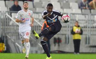 Younousse Sankharé n'a plus joué depuis le 17 février.