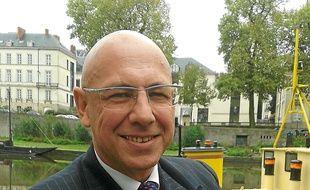 Christian Bouchet, candidat FN.