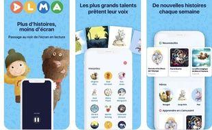 Alma, une app pour raconter des histoires aux plus petits