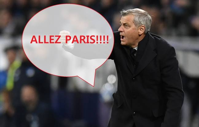 PSG-Manchester United: «Pep» Genesio soutiendra Paris en Ligue des champions (et croit à la qualif)