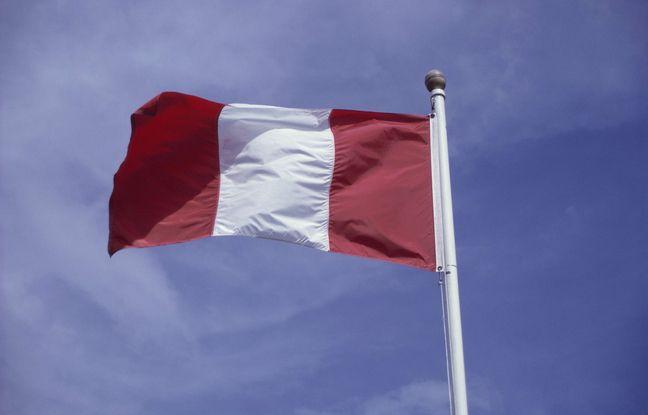 648x415 drapeau peruvien illustration