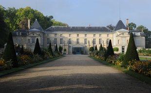 Le château de la Malmaison a été aménagée par l'impératrice Joséphine.