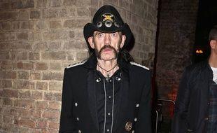 Le rockeur Lemmy Kilmister