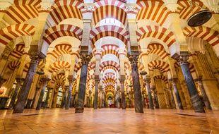 La mosquée-cathédrale de Cordoue est une splendeur architecturale unique au monde.