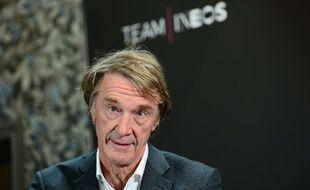 Jim Ratcliffe est aussi propriétaire du Team Ineos, qui vient de remporter le Tour de France avec Egan Bernal.