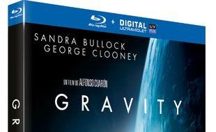 Le film Gravity fait partie des premiers en France à être estampillé UltraViolet.