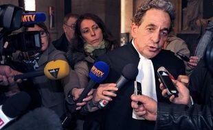 Me Pierre Haïk, un des avocats de Patrice de Maistre
