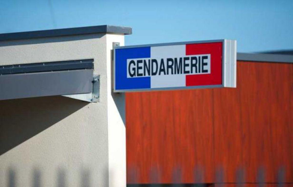 Une gendarmerie. Photo d'illustration. – F. LANCELOT/SIPA