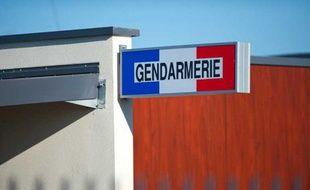 Une gendarmerie. Photo d'illustration.