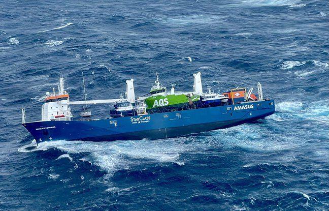 648x415 cargo neerlandais train deriver 5 avril mer norvege