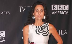 L'actrice Minnie Driver