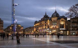 Montpellier bascule en zone d'alerte maximale à compter de ce lundi.
