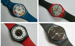 Swatch n'en finit plus de séduire les consommateurs avec ses montres à bas prix