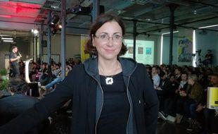 Celia Hodent, psychologue cognitive, a participé à la réussite du jeu vidéo Fortnite.