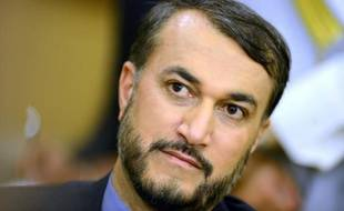 Le vice-ministre iranien des Affaires étrangères, Hossein Amir Abdollahian, le 31 mars 2015 à Koweït