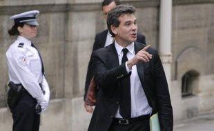 Le tribunal de grande instance (TGI) de Paris dira mercredi s'il sanctionne le nouveau ministre du Redressement productif Arnaud Montebourg, assigné pour injure par les anciens membres de la direction de SeaFrance.