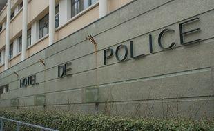 Le commissariat de Montpellier (illustration)