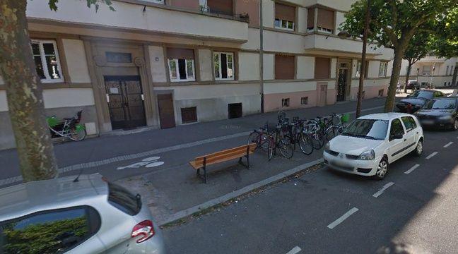 strasbourg un cycliste de 22 ans retrouv mort sur un trottoir. Black Bedroom Furniture Sets. Home Design Ideas