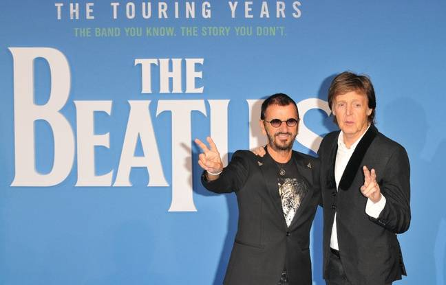VIDEO. Ringo Starr réunit les Beatles au complet sur son nouvel album