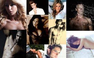 Des profils du site de rencontres BeautifulPeople.com.
