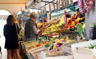 Les halles centrales de Rennes changent de nom et deviennent La Criée. 28 commerçants y travaillent au quotidien.