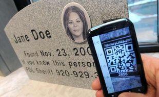 Une société américaine propose un service de code QR à coller sur la tombe d'un défunt, pour accéder à un mémorial en ligne