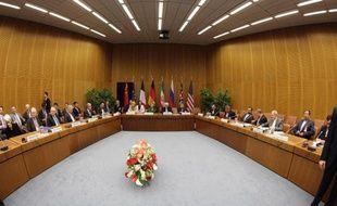 La troisième session de négociation sur le nécléaire iranien s'ouvre le 8 avril 2014 à Vienne, en Autriche