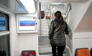 Ces rames à deux étages vont progressivement remplacer tous les trains.